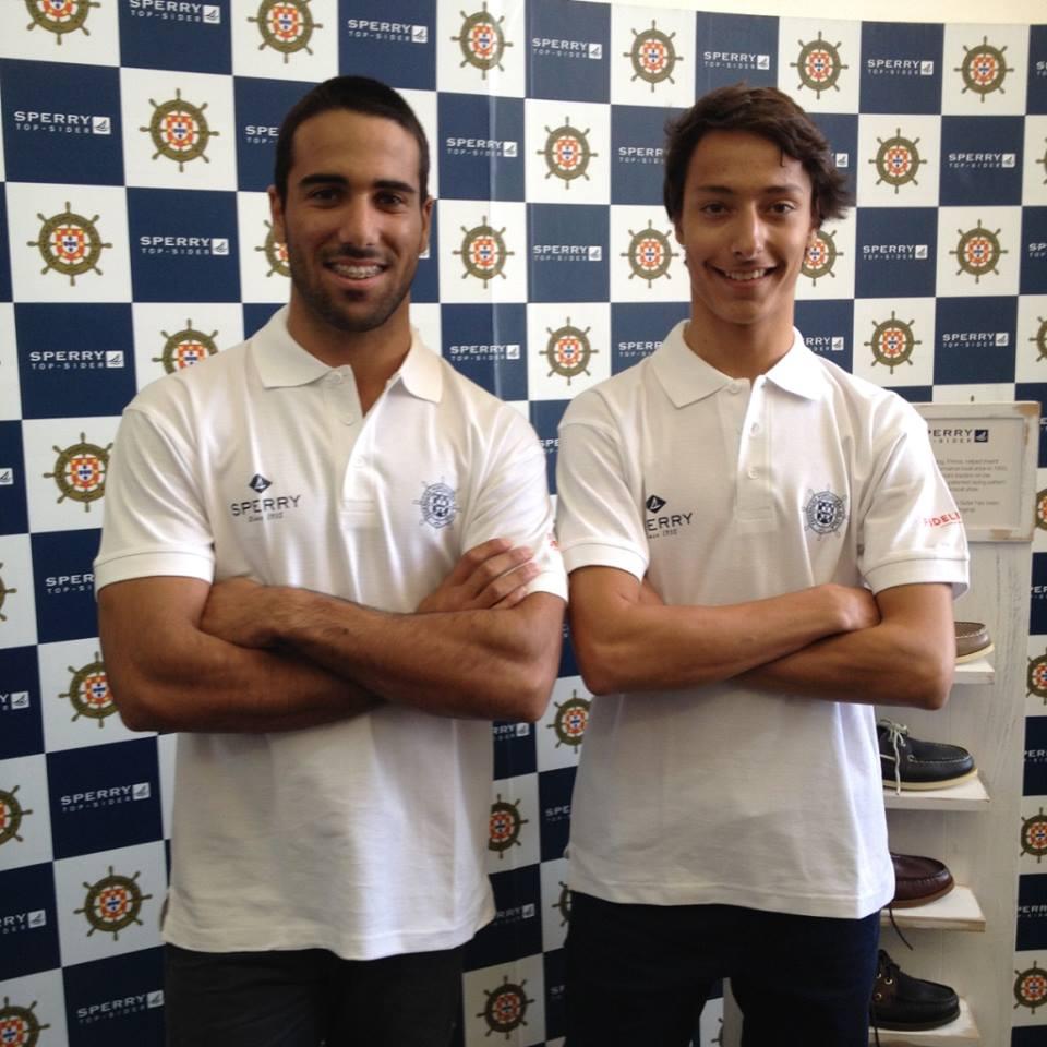 Rui Ribeiro e Miguel Ferreira