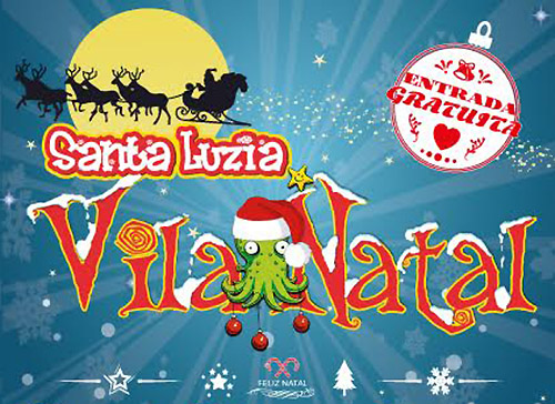 Santa Luzia Vila de Natal