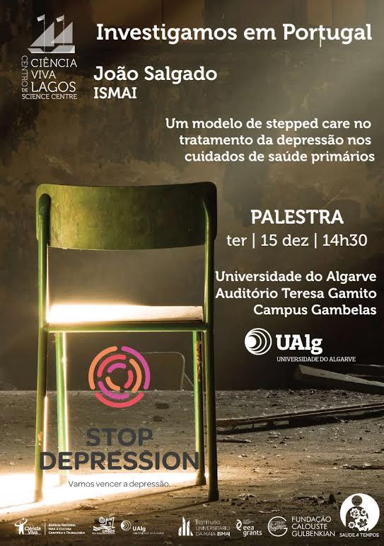 Stop Depression CCV Lagos em Faro