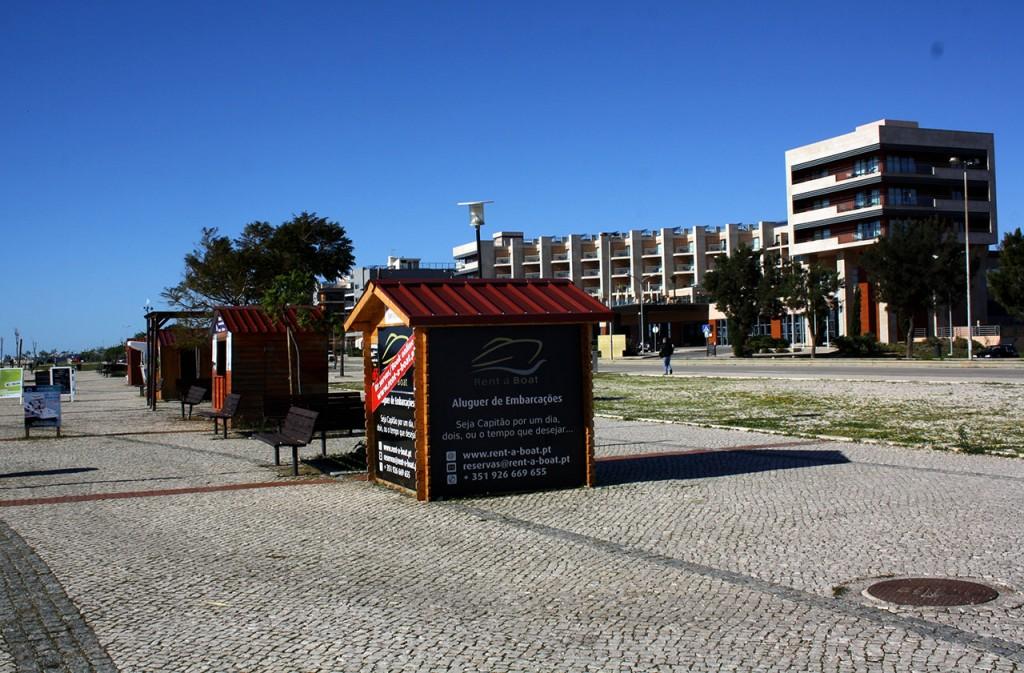 Zona Ribeirinha de Olhão_Hotel