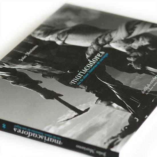 Um dos livros de fotografia de João Mariano, editado pela 1000olhos