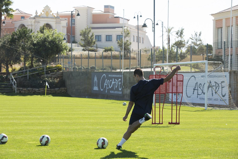 Academia Futebol Cascade Resort_