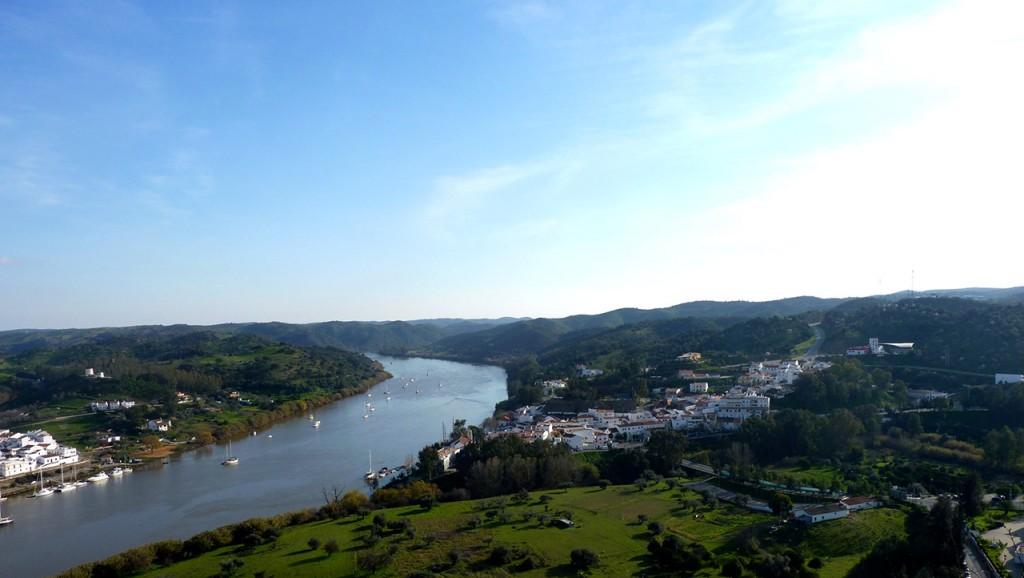 Alcoutim Rio Guadiana