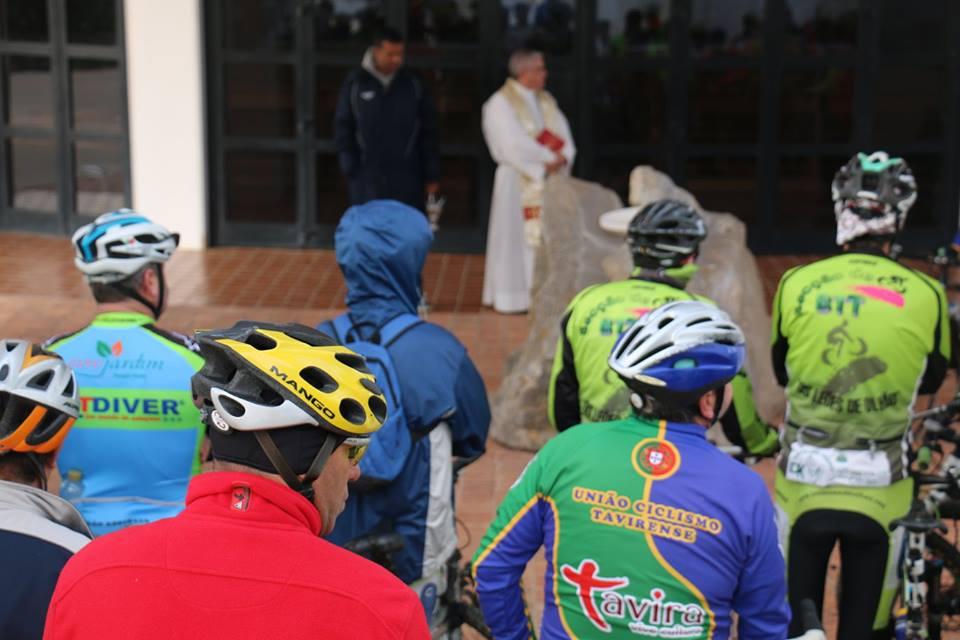 Benção ciclistas Loulé 2016