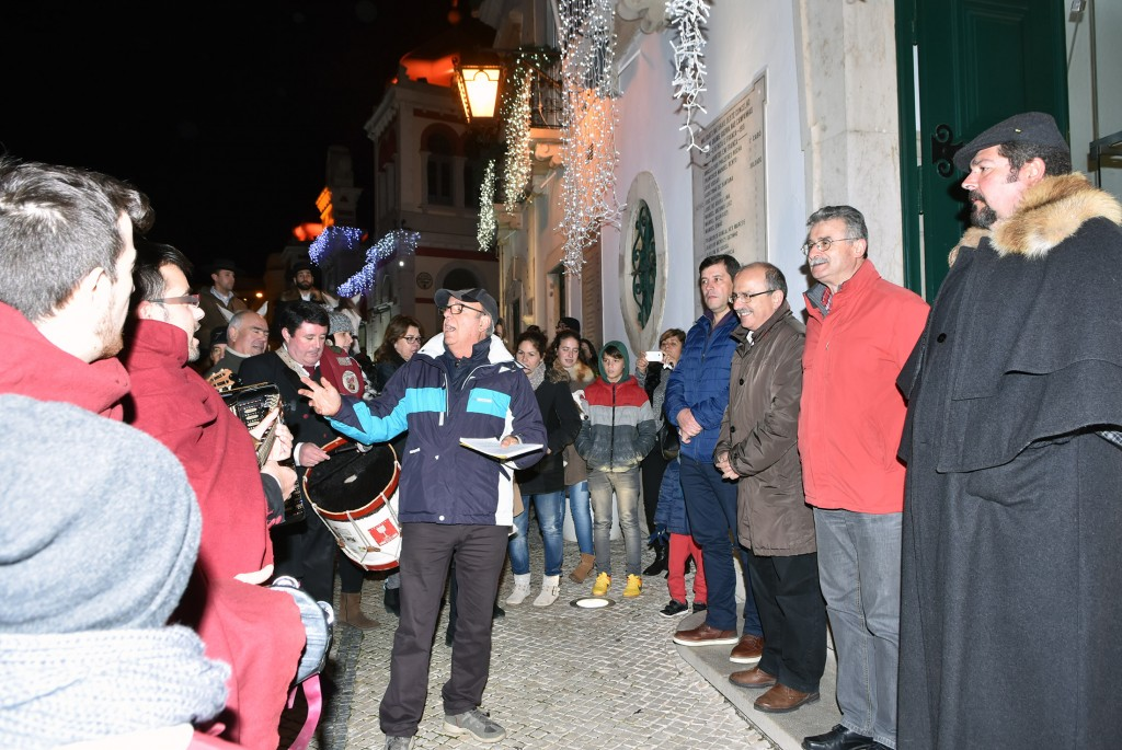 Cantares de Janeiras com a TUALLE - Tuna Universitaria Afonsina de Loulé com o Clube Hipico de Loulé - C.M.Loule - Mira (2)