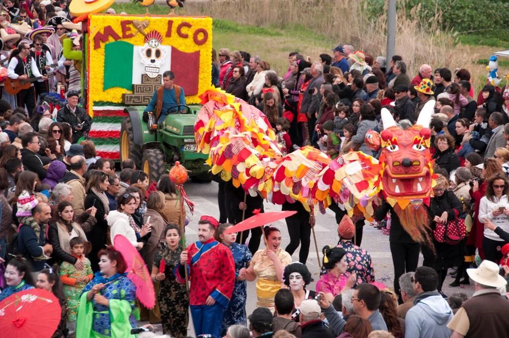 Carnaval Altura 2015