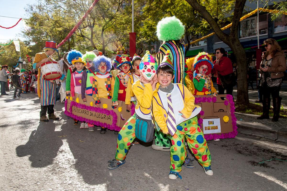 Carnaval Infantil de Loulé2 - 2014