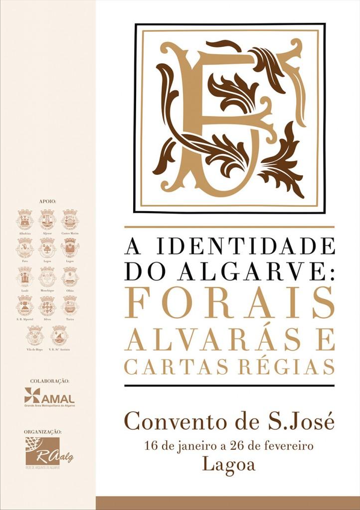 Cartaz Forais Algarve Lagoa