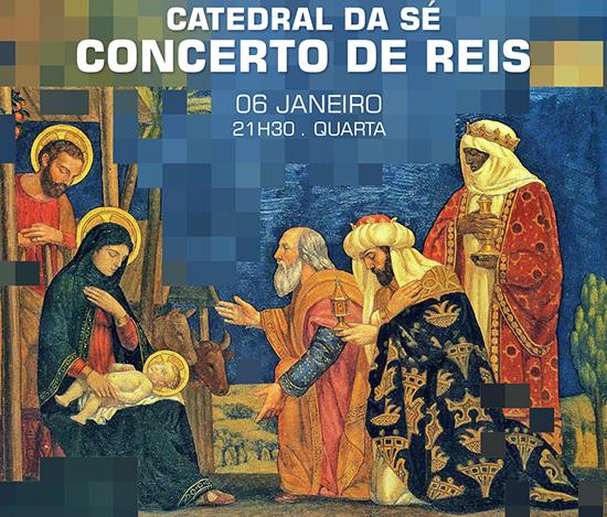 Concerto Reis Sé Faro 2016