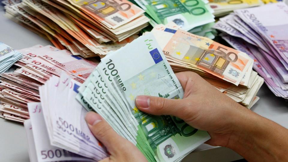 Resultado de imagem para notas de euros