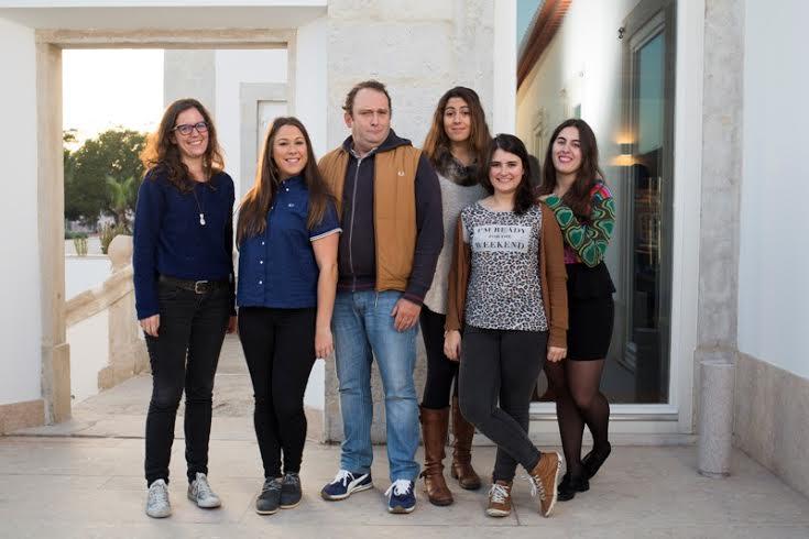 Eduardo Madeira e seis mulheres