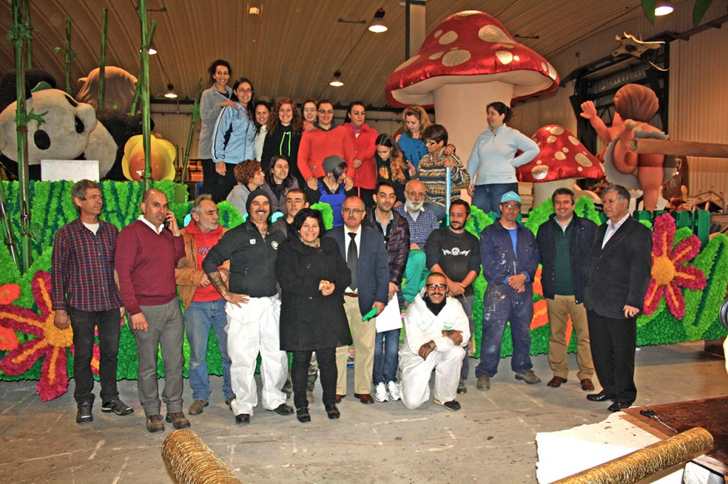Equipa Carnaval de Loulé