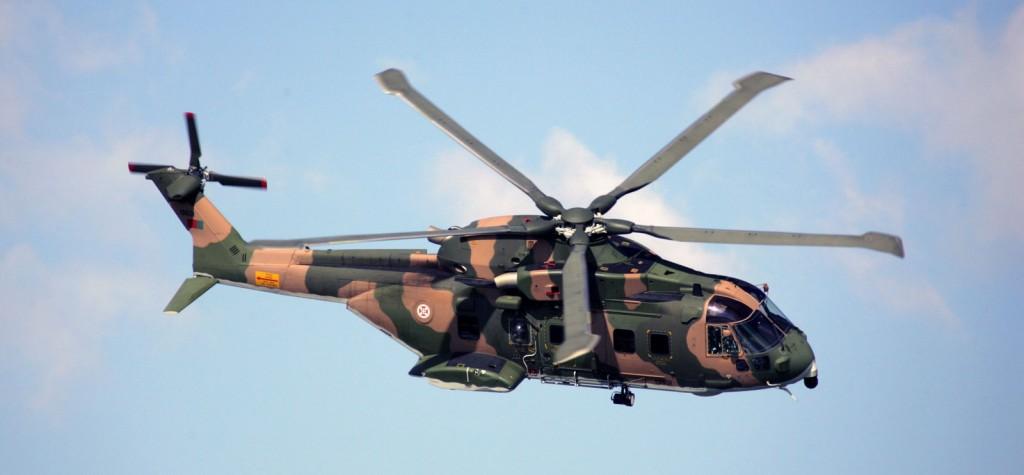 Helicoptero FAP
