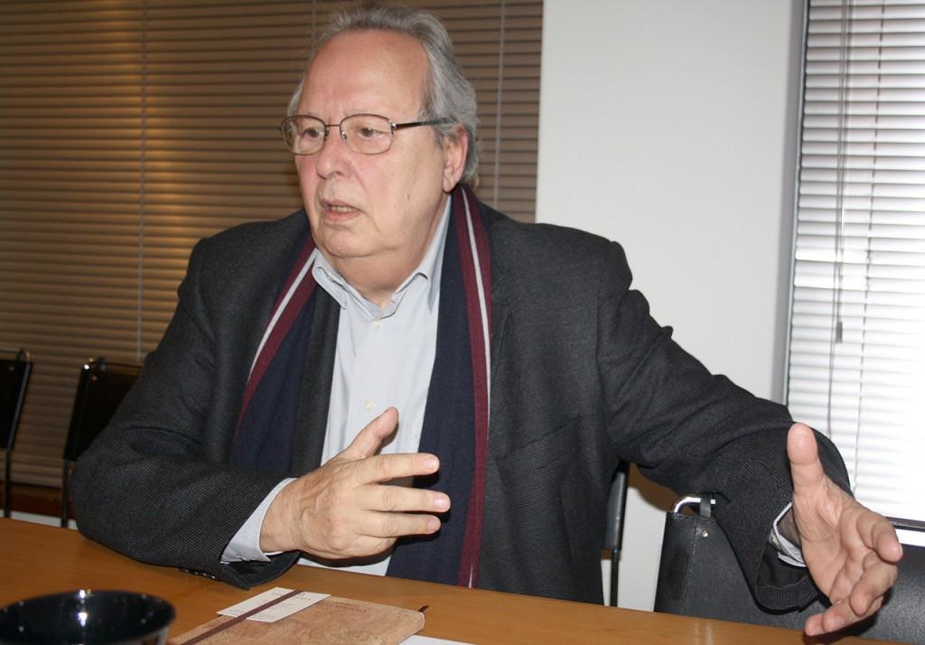 Jaime Mendes presidente Conselho Regional Sul Ordem Médicos