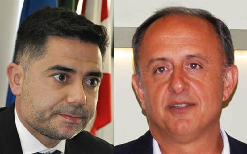 Luis Gomes e David Santos