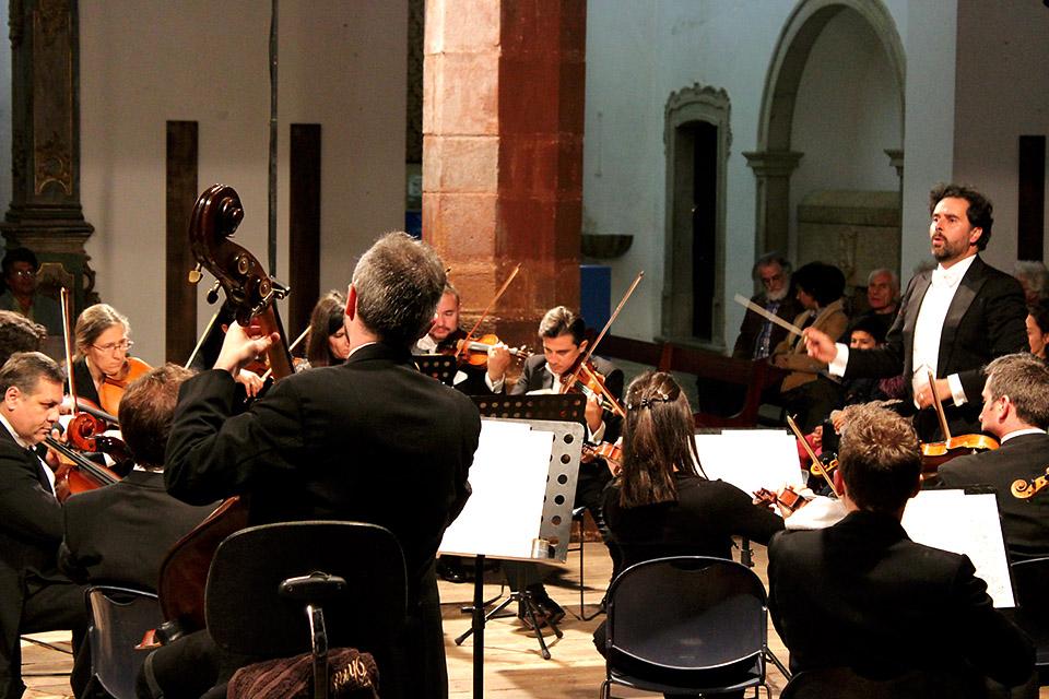 Orquestra Clássica do Sul na Sé Silves