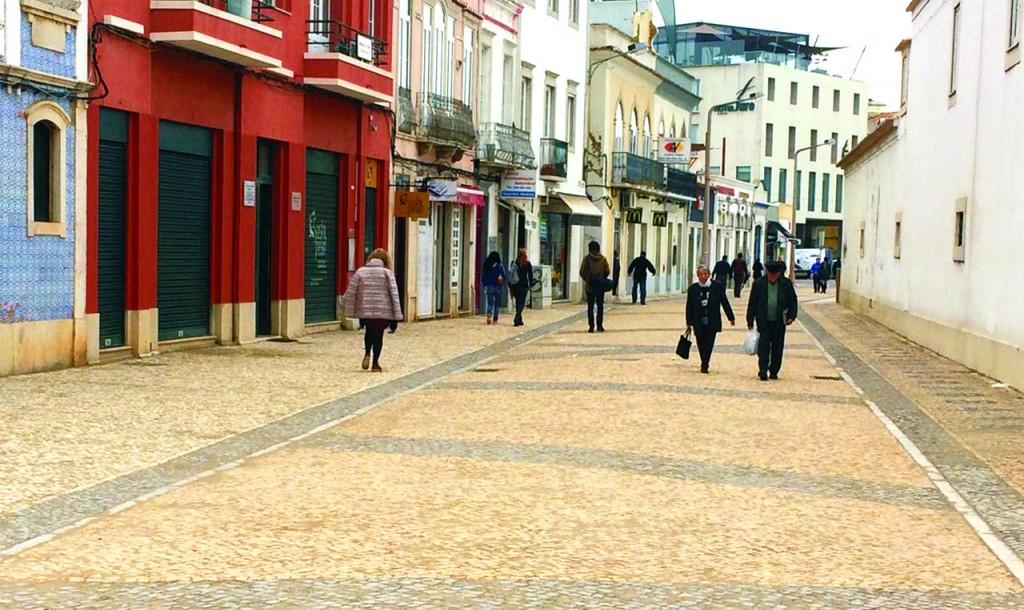 Rua da Alfândega Faro