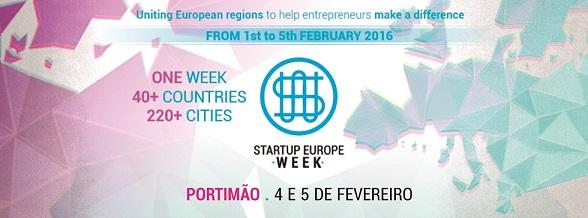 Startup Europe Week@Portimão