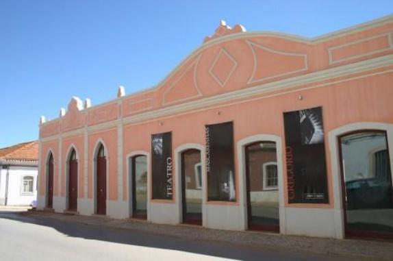 Teatro Mascarenhas Gregório - Silves