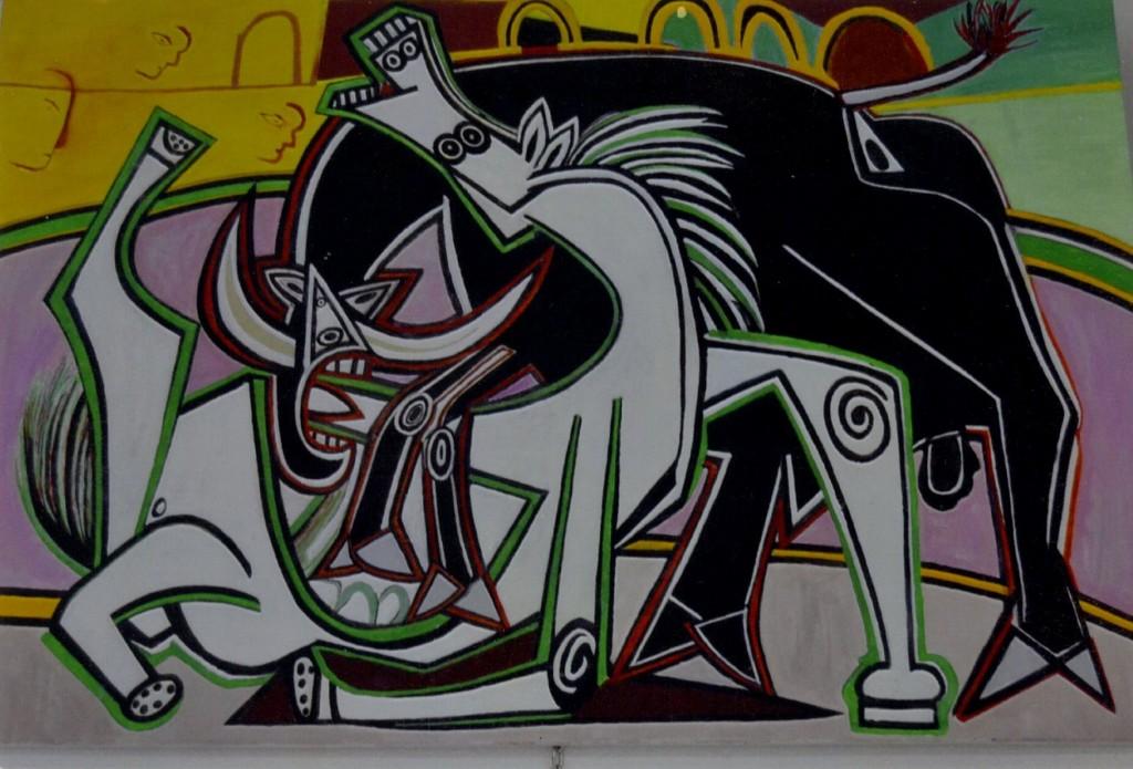 Um Olhar sobre a Obra de Picasso
