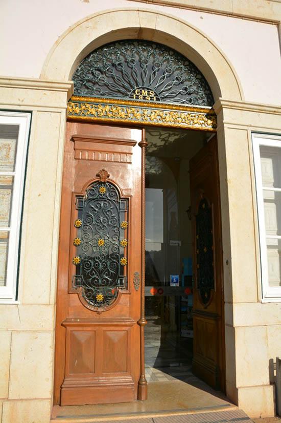 Porta da Câmara de Silves