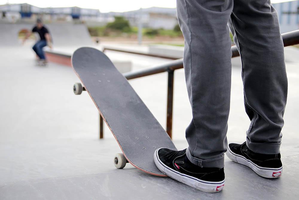 skate-park de Olhão 2
