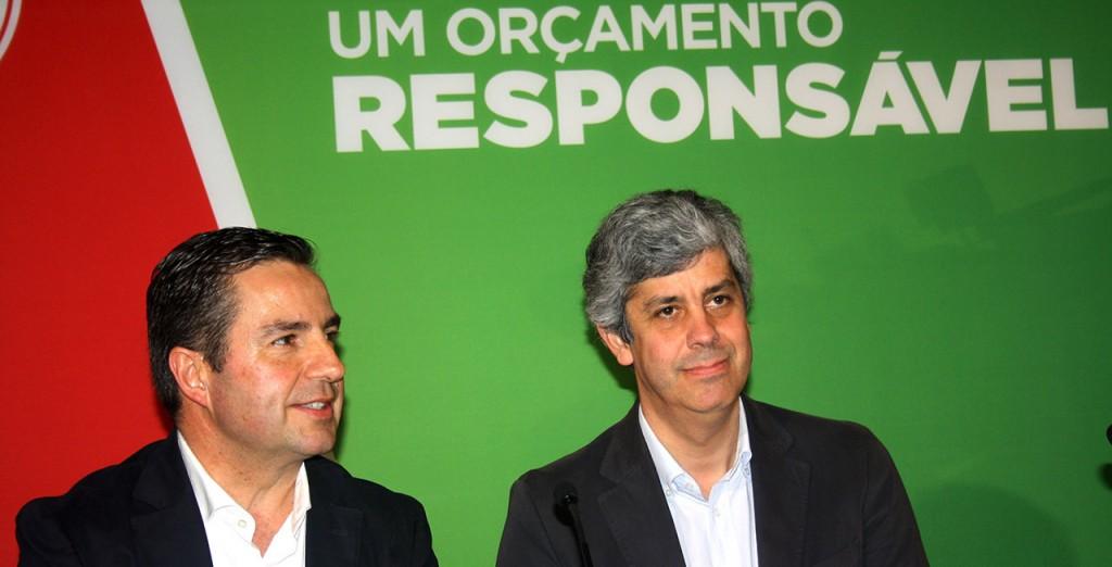 Mário Centeno em Faro OE 2016_4