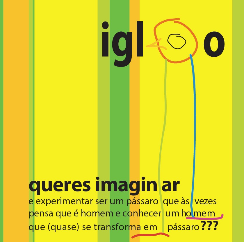 cartaz IGLOO_Olhao
