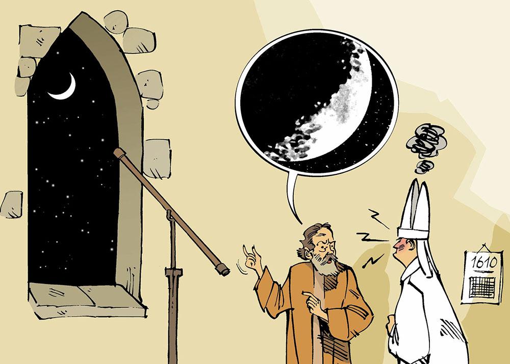 galileu e o papa