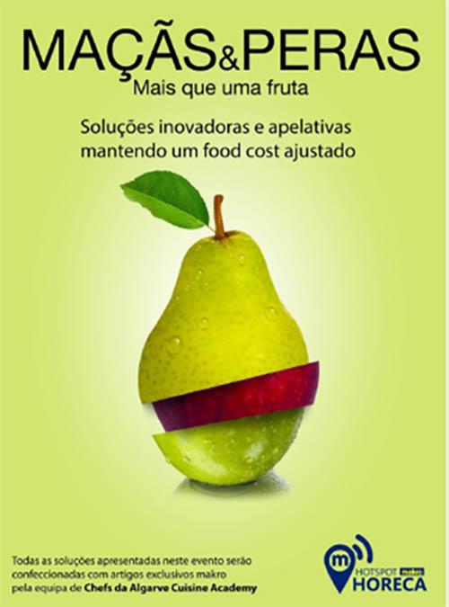 maçãs e peras