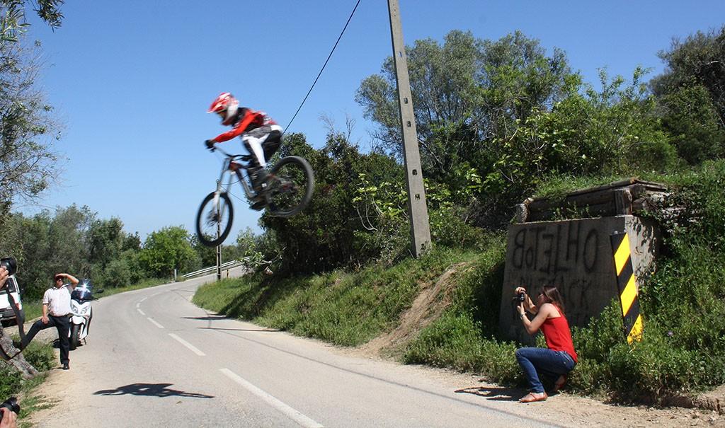 Downhill em São Brás