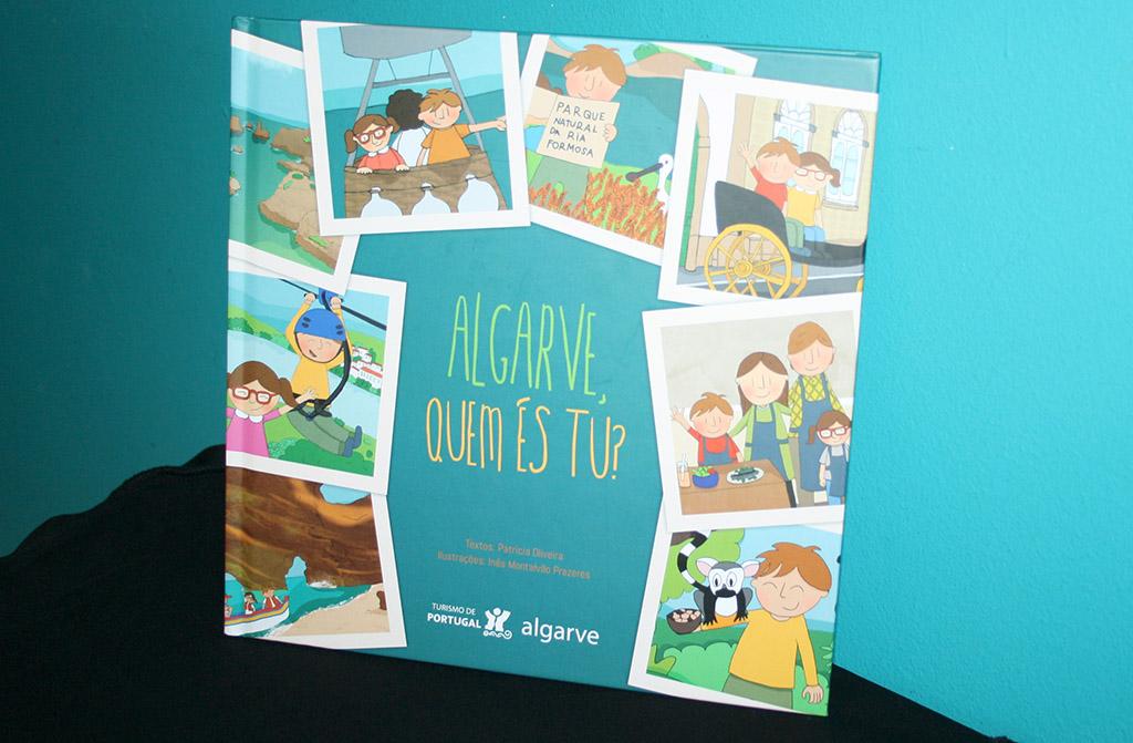 Livro Algarve Quem ès Tu RTA