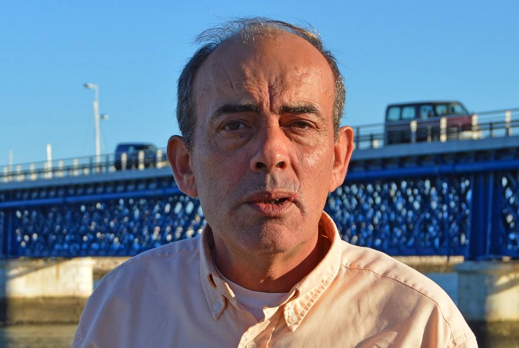 Paulo José, amigo do pai de Rodrigo Lapa