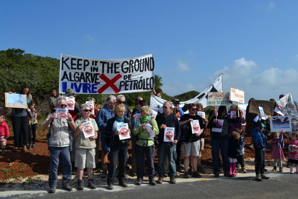 Protesto Silencioso anti petróleo Vila do Bispo_Foto Matthias Kogler_4