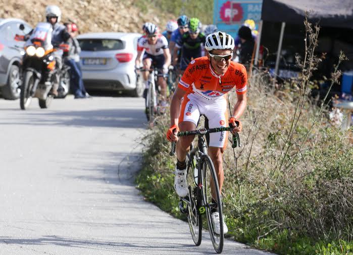 Algarvio Amaro Antunes é o primeiro líder do ranking ...