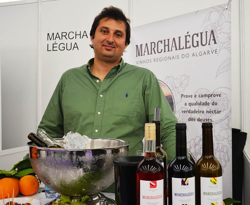 MarchaLégua Michael Neto