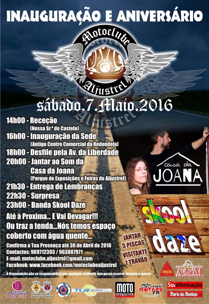 Moto Clube Alj_Aniversário 2016