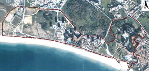 Plano de Pormenor Praia Alvor e 3 Irmãos