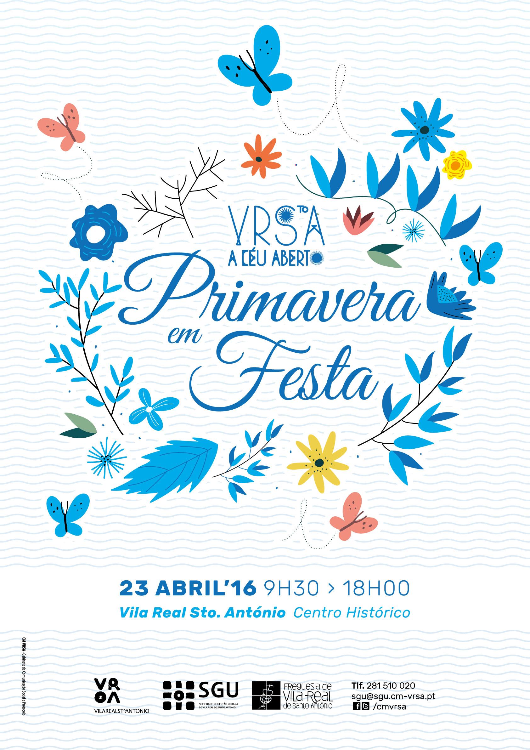 Primavera em Festa_Cartaz