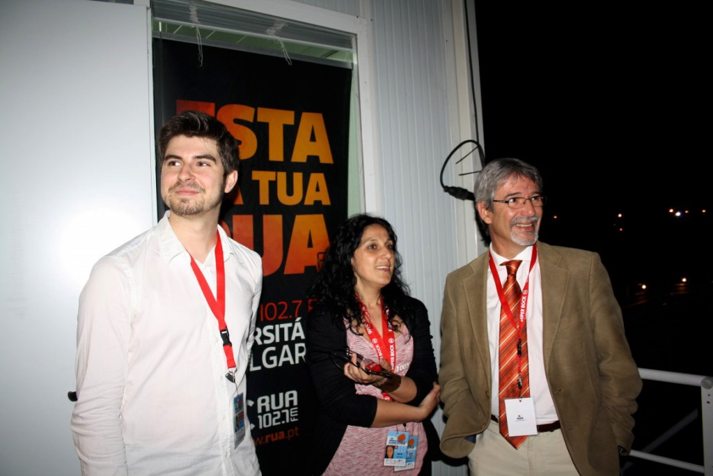 António Branco na Semana Académica