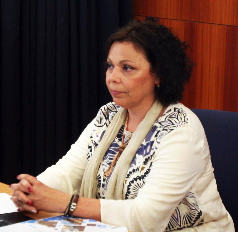 Vereadora Sara Coelho da Câmara de Lagos