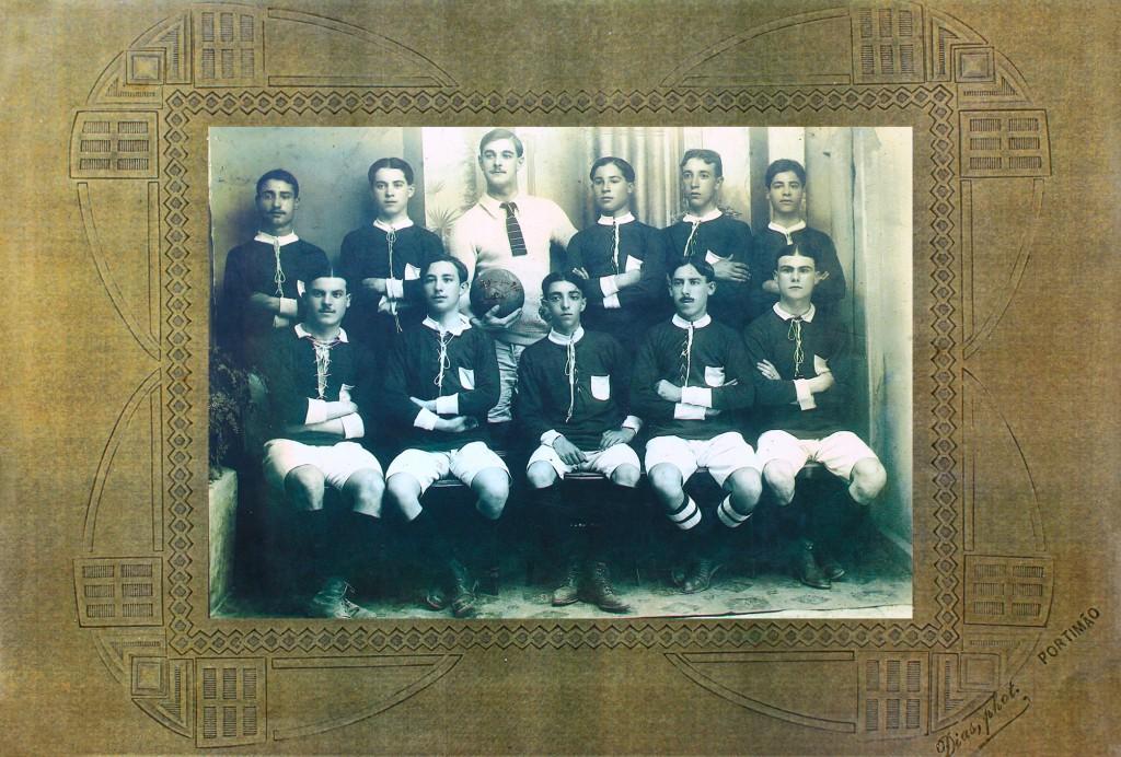 Equipa do Portimonense Foto Dias