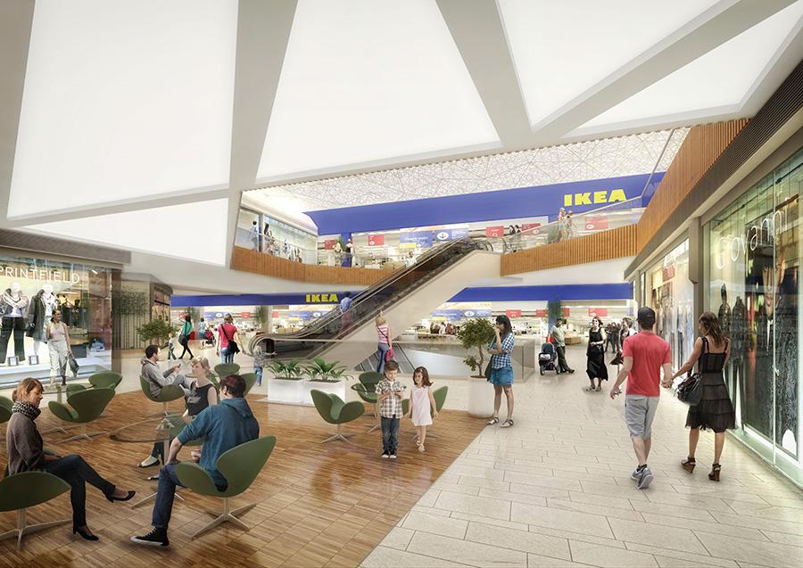 MAR Shopping Algarve Interior