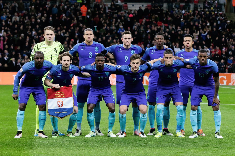 Seleção Holandesa de Futebol_