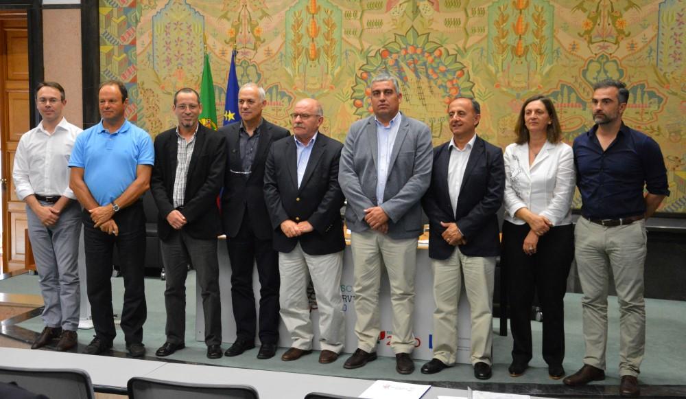 Assinatura contratos DLBC_CCDR_Algarve