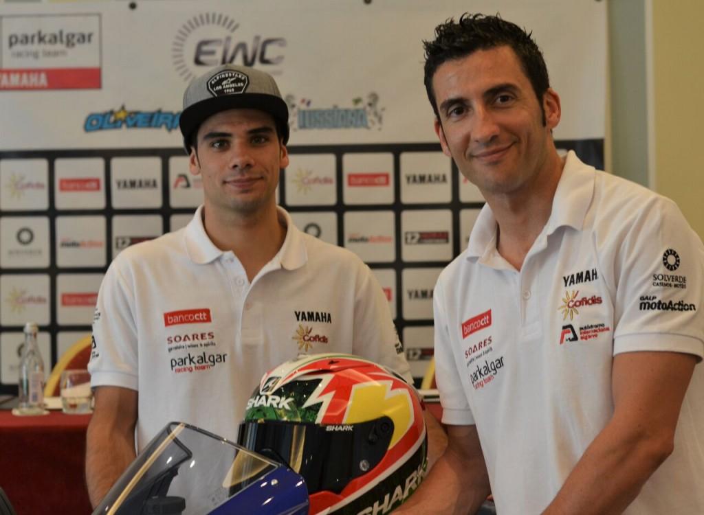 Miguel Oliveira e Miguel Praia