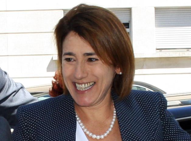 Ministra Admin Interna Constança Urbano de Sousa