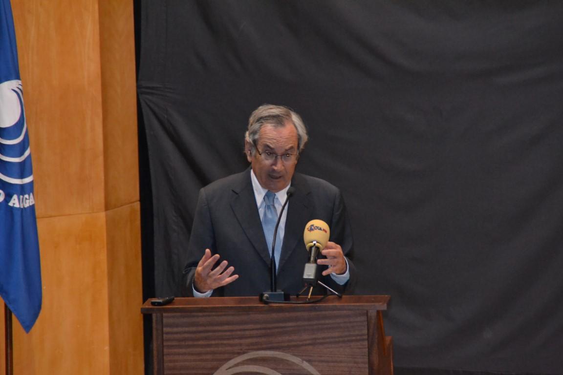 Vitor Neto, presidente do NERA em é secretário da Assembleia Geral da ANT