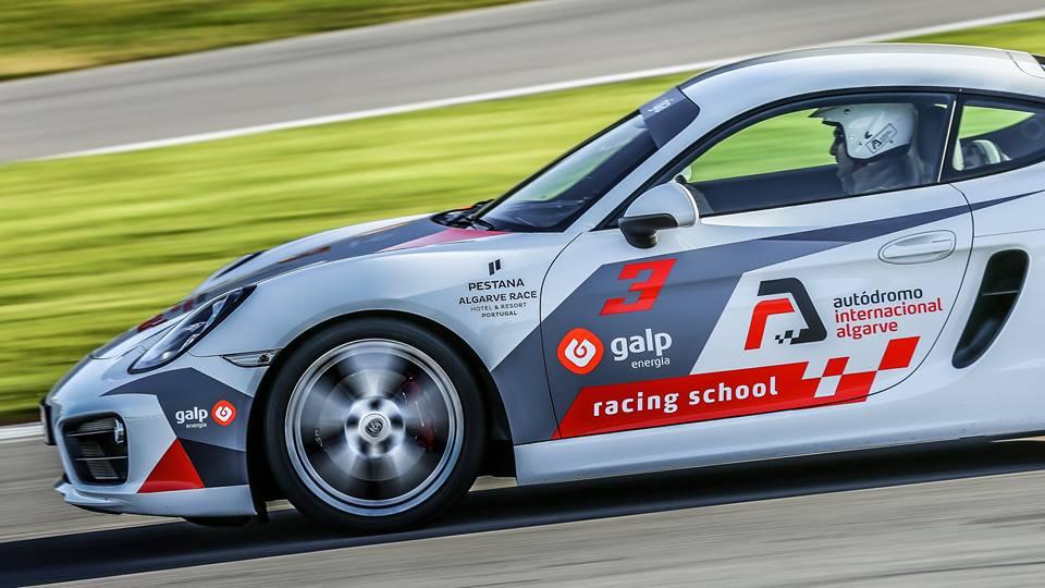 Hot Lap no Carro da Racing School