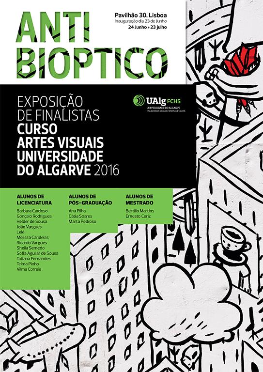 cartaz artes visuaais